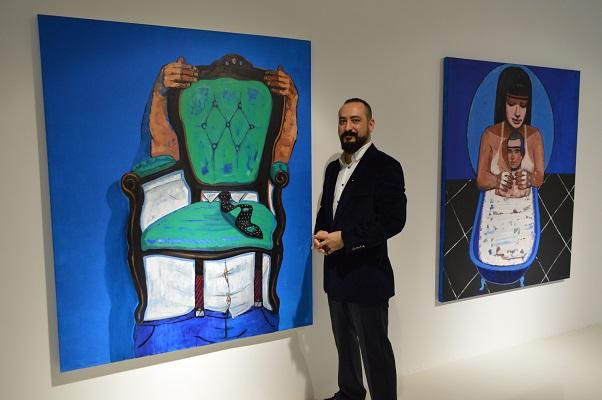 Photo of Barış Cihanoğlu'nun 'Hisli Madde'si: 'İnsan'