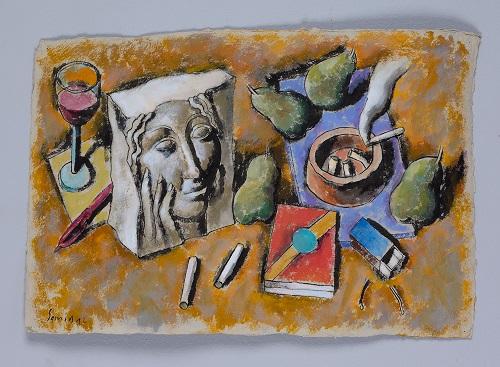 Photo of Art Point Galeri ve Müzayede Resim Sergisi – Pavlos Samios 'Hatıralar'