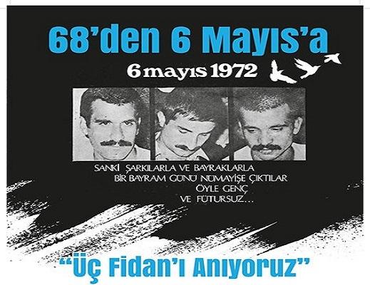 """Photo of Deniz Gezmiş Vakfı """"Üç Fidanı Anıyoruz"""""""