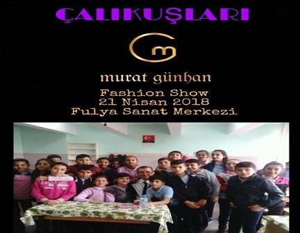 Photo of Modacı Murat Günhan'dan Anlamlı Defile!