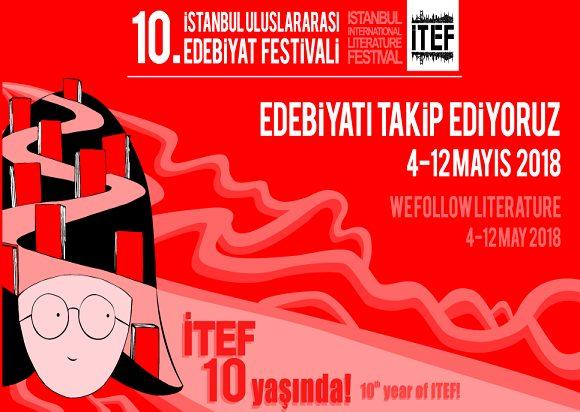 Photo of İstanbul Uluslararası Edebiyat Festivali başlıyor!