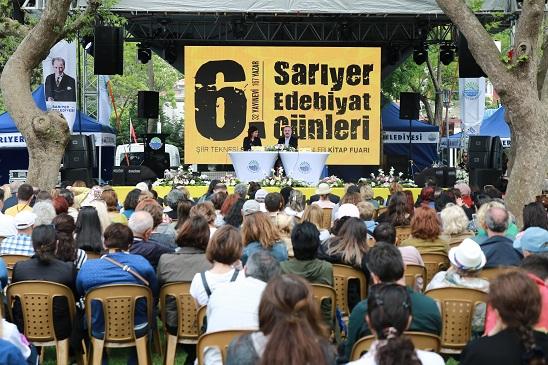 Photo of SARIYER'DE BOĞAZ'DA YÜZDE YÜZ EDEBİYAT