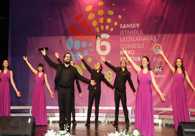 Photo of SANSEV İstanbul Uluslararası Çoksesli Korolar Festivali