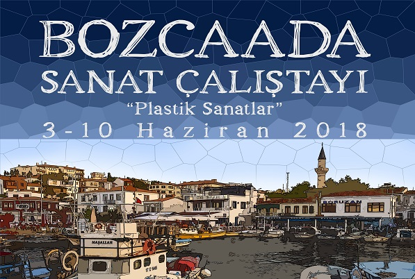 Photo of BOZCAADA SANAT ÇALIŞTAYI BAŞLIYOR!