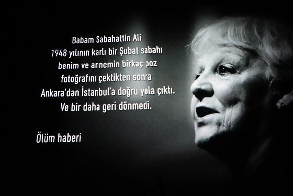 Photo of Sabahattin Ali, Şişli'de Nazım'ın Evinde Anıldı.
