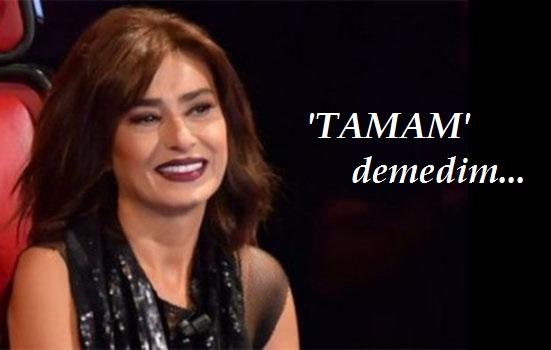 Photo of Yıldız Tilbe'den 'TAMAM' açıklaması!
