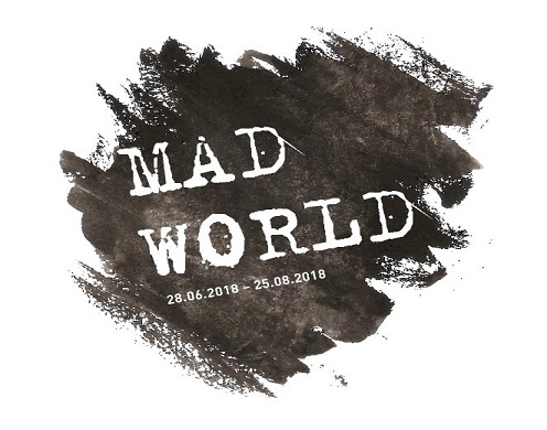 "Photo of Bozlu Art Project Nişantaşı Karma Sergi – ""Mad World"""