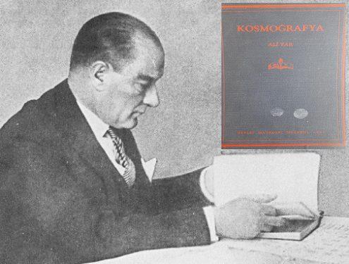 Photo of Atatürk'ün isteğiyle yazılan kitap: 'Kozmografya' – Tolga Aydoğan yazdı…