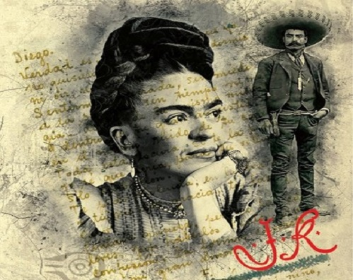 Photo of Türk Ressamların Yorumlarıyla 'Frida Kahlo'