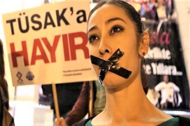Photo of Sanat kurumlarının üzerinde dolaşan hayalet: 'TÜSAK' – Veysel Boğatepe yazdı…