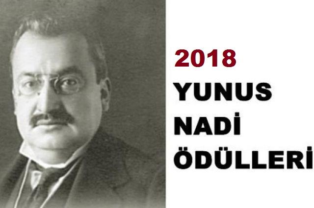 Photo of 2018 Yunus Nadi Ödüllerinin sahipleri belli oldu!