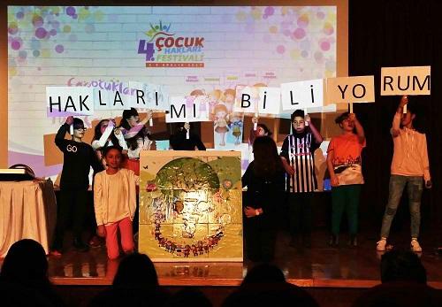 Photo of ÇOCUK HAKLARI FESTİVALİ İÇİN AÇIK ÇAĞRI
