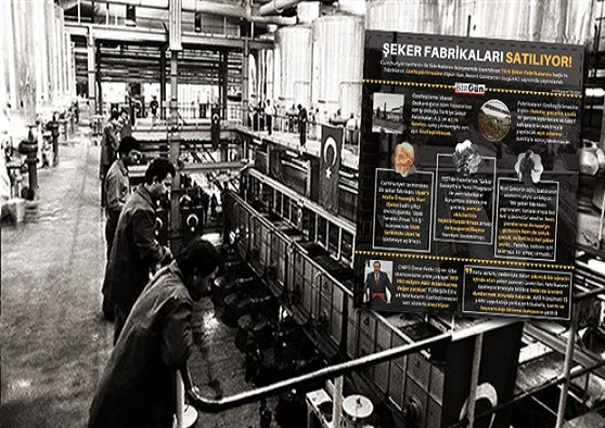Photo of Bir Endüstrileşmenin Romanı: 'Cumhuriyetin Şeker Fabrikaları'
