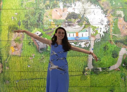 Photo of Gökçe Erhan'ın 'Resimli Dünya Atlası'