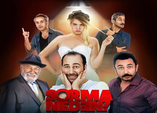 Photo of 'Sorma Neden?' Sinemalarda…