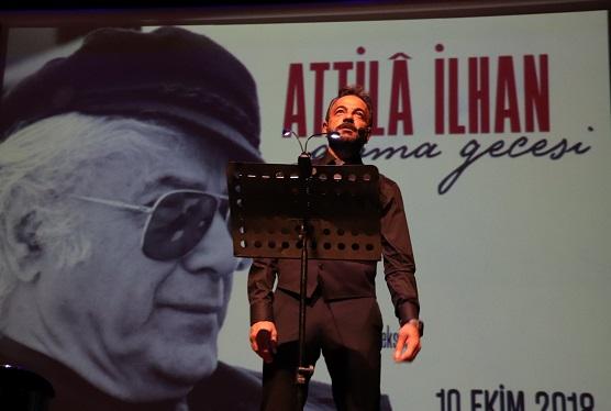 Photo of Edebiyatımızın Kaptanı Attilâ İlhan vefatının 13. yılında anıldı.
