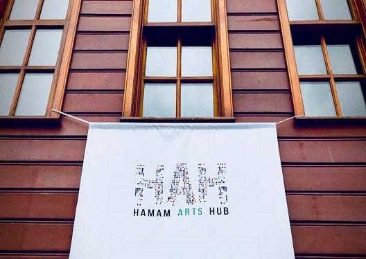 Photo of Galeri Binyıl HAMAM ARTS HUB Güncel Sanat Sergisi – 'Organik Denemeler'