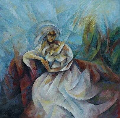 Photo of Galeri Eksen Resim Sergisi – Ümit Erzurumlu 'Yankı'