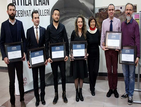 Photo of Attilâ İlhan Edebiyat Ödülleri sahiplerini buldu.