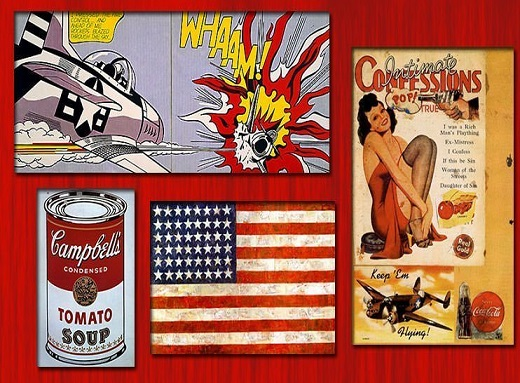 EN ÜNLÜ 10 POP ART ESERİ
