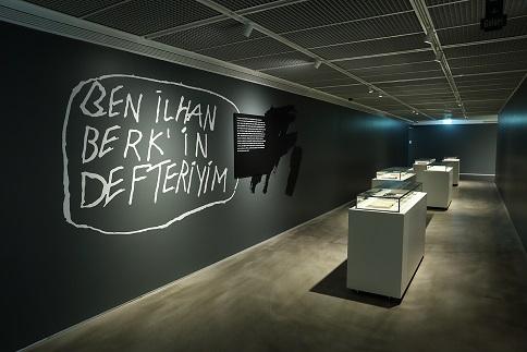 Photo of 'Tombak' ve 'İlhan Berk' sergileri açıldı!