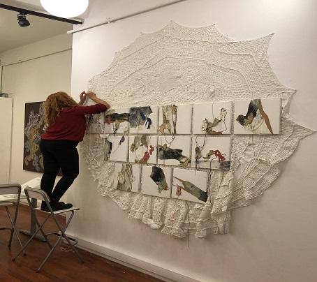 """Photo of KÜMEART, """"ILGIN"""" sergisine ev sahipliği yapıyor."""