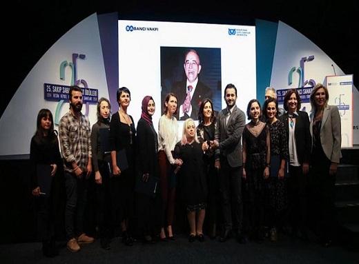 Photo of 'Sakıp Sabancı Sanat Ödülleri' sahiplerini buldu!