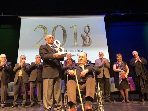Photo of 'Metin Sözen'e Büyük Şükran Ödülü