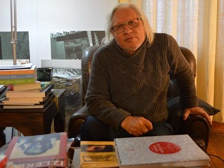 Photo of Ekrem Kahraman'ın renkli düşün dünyasına yolculuk