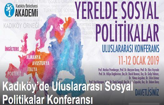 Photo of Kadıköy Belediyesi Akademi Uluslararası Sosyal Politikalar Konferansı