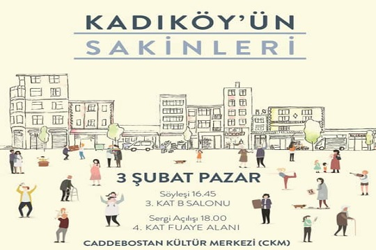 Photo of Caddebostan Kültür Merkezi Fotoğraf Projesi – 'Kadıköy'ün Sakinleri'