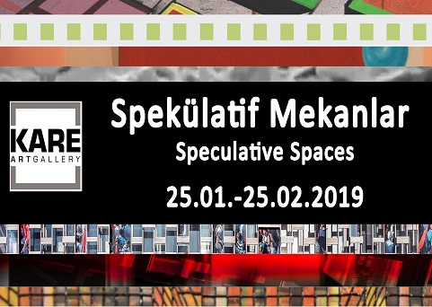 Photo of Kare Art Gallery Karma Sergi – 'Spekülatif Mekanlar'