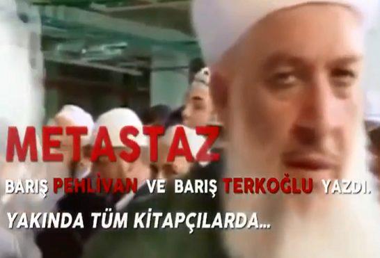 Photo of 'Metastaz' yayımlanmadı ama yazarları tehdit almaya başladı!