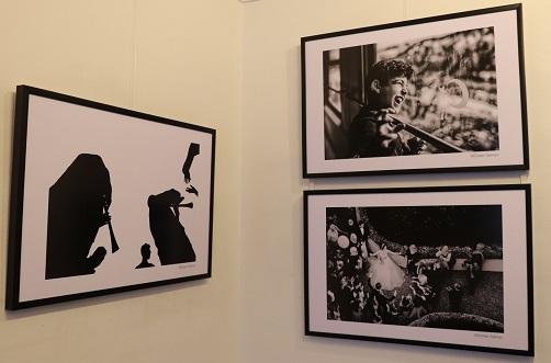 Photo of 'Sesler' Fotoğraf Sergisi Açıldı.
