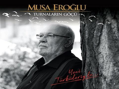 Photo of Musa Eroğlu'ndan yeni albüm: 'Turnaların Göçü'