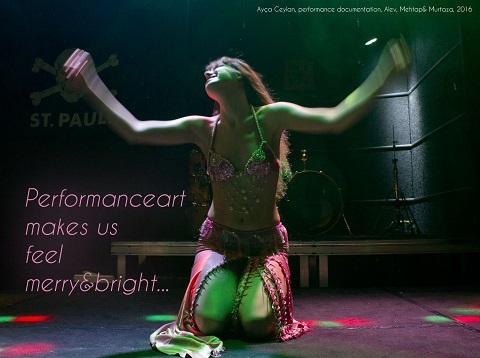 Yılbaşında Dansözü Beklemek - Ayça Ceylan yazdı... 3