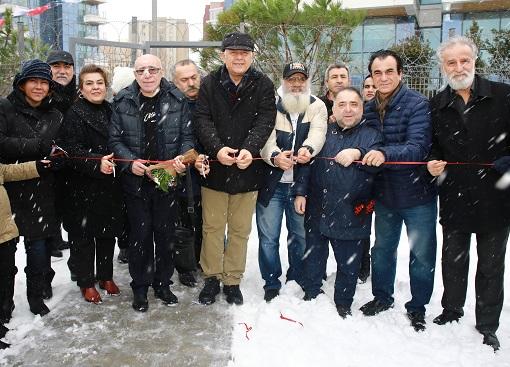 Photo of AYŞEN GRUDA'NIN ADI SARIYER'DE YAŞAYACAK