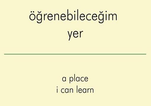 "Photo of Endless Art Taksim Karma Sergi – "" Öğrenebileceğim Yer / A Place I Can Learn"""