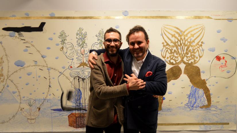 """Photo of Türk ve İranlı sanatçıdan ortak proje: """"Archway Project"""""""