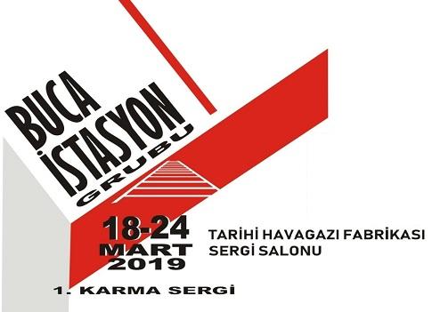Photo of Tarihi Havagazı Fabrikası Kültür ve Sanat Merkezi – Buca İstasyon Grubu Karma Resim Sergisi