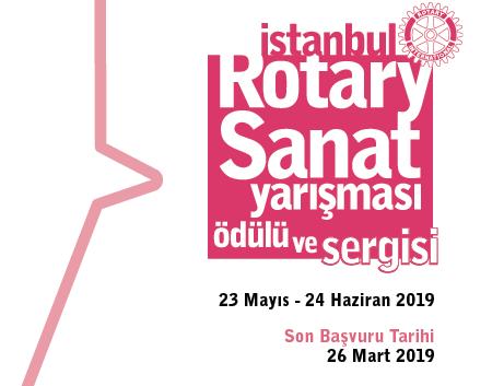 Photo of İSTANBUL ROTARY SANAT ÖDÜLÜ YARIŞMASI BAŞVURULARI