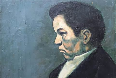 "Photo of Nuri İyem'in ""L.V. Beethoven Portresi"" – Aysu Altaş yazdı…"