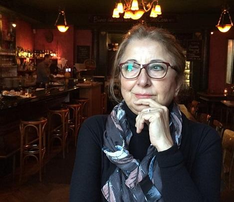 """Photo of Salime Kaman: 'Sanatla """"tekrardaki mucizeyi"""" öğrendim'"""