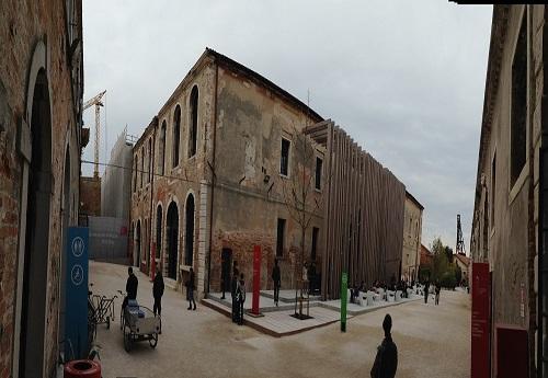 Photo of Venedik Bienali 17. Uluslararası Mimarlık Sergisi Türkiye Pavyonu İçin Başvurular Başladı