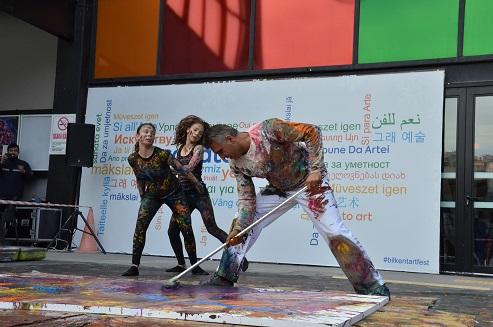 Photo of Uluslararası Bilkent Sanat Festivali tüm hızıyla sürüyor.