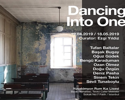 Photo of Martch Art Project Yuvakimyon Rum Kız Lisesi Karma Sergi – 'DANCING INTO ONE'