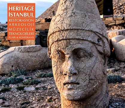 Photo of HERITAGE ISTANBUL Restorasyon Arkeoloji Müzecilik Teknolojileri Fuarı ve Konferansı