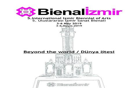 Photo of 5. Uluslararası İzmir Sanat Bienali