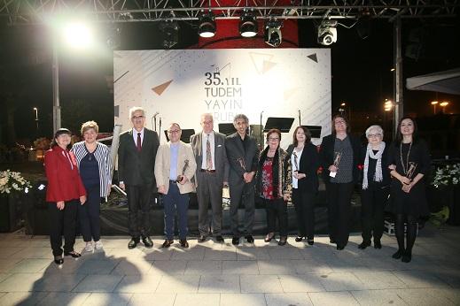 Photo of 16. Tudem Edebiyat Ödülleri sahiplerini buldu