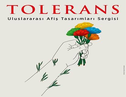 """Photo of Yeditepe Üniversitesi Uluslararası Afiş Sergisi """"Tolerance"""""""